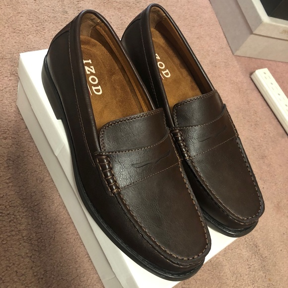 NWT IZOD Men's Brand New Shoes
